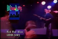 bob marley & ub40 - red red wine (video).mp4
