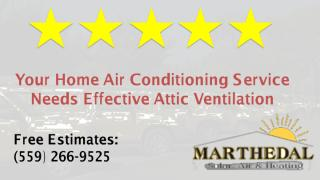 Your Home Air Conditioning Service Needs Effective Attic Ventilation.pdf
