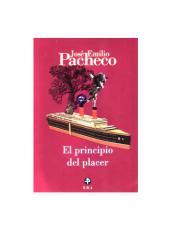 Pacheco Jose Emilio - El Principio Del Placer.PDF
