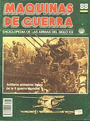 MG 088 Artillería antiaerea ligera de la SGM.cbz