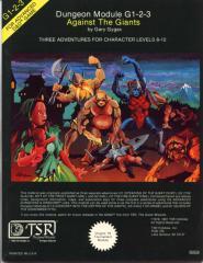 AD&D - Adventure Against the Giants.pdf