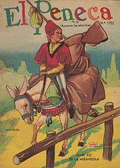 El Peneca Zig Zag # 1752 por Elias Luna.cbr