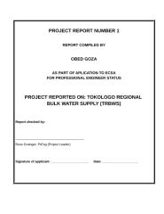 Report for Main Project Number 1 (TRBWS).doc