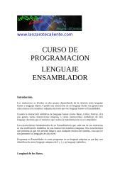 curso de programacion en lenguaje ensamblador.doc