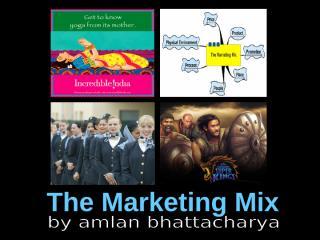 The Marketing Mix.ppt