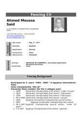 Ahmed Moussa Fencing C.V.doc