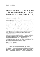 Articles of 1973 convention_2.doc