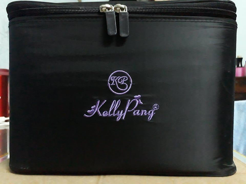 Thanh lý bộ đồ nghề học đắp bột Fol của Kelly Pang