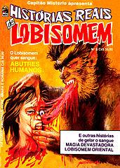 Capitão Misterio Nova Série - Bloch - Histórias Reais de Lobisomem # 05.cbr