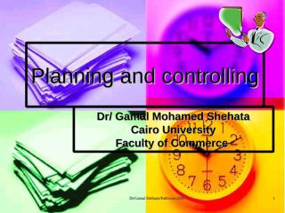 Planning Dr Gamal.ppt
