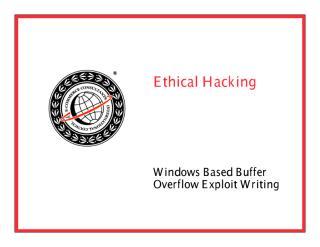 CEHv6 Module 31 Exploit Writing.pdf