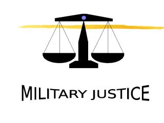 MIL JUSTICE.ppt